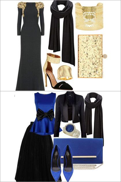 Hijab Style Tips Tampil Glamour Ke Pesta Pernikahan
