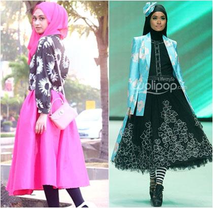 Hijab Style: Dos & Donts Tampil Stylish dengan Rok Midi 1