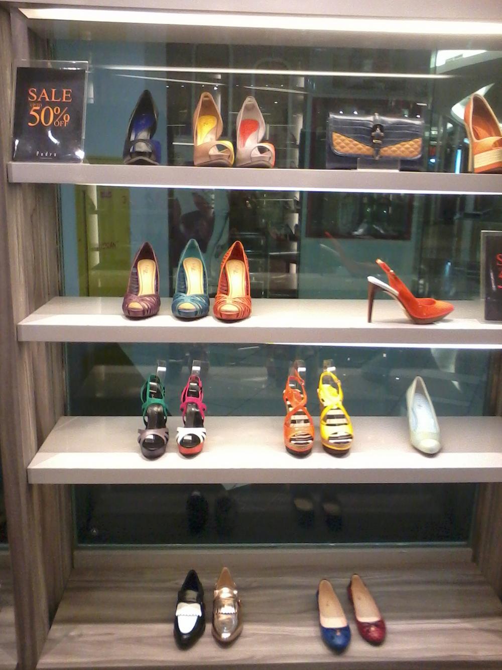 Pedro Gelar Diskon Di Fx Sudirman, Sepatu Heels Mulai Dari -9157