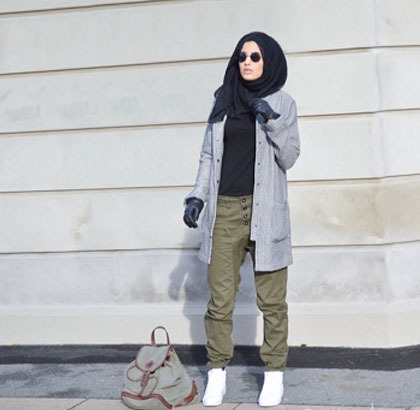 Hijab Style Ketika Fashion Blogger Indonesia Dunia