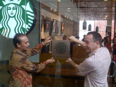 Starbucks Resmi Jadi Kedai Kopi Halal Pertama di Indonesia