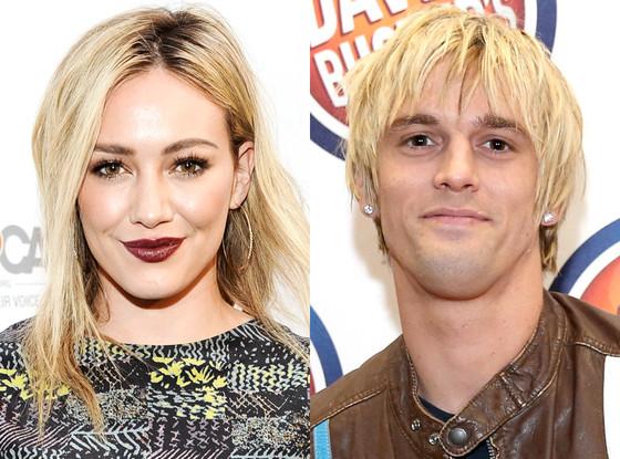 Sudah 11 Tahun Putus, Aaron Carter Belum Bisa Move On dari Hilary Duff