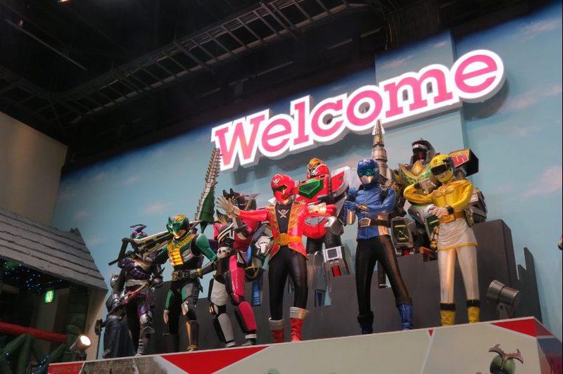 Hero Land, Negeri Para Superhero Jepang