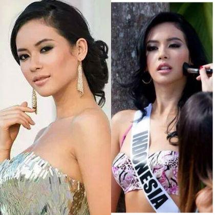Foto: Penampilan Puteri Indonesia 2014 Jalani Pemotretan di Miss Universe