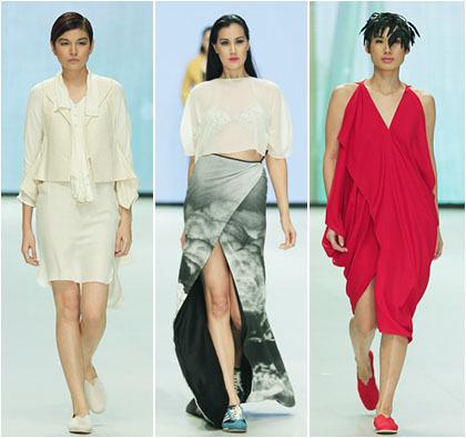 Mercedes Benz Stylo Asia Fashion Week Award