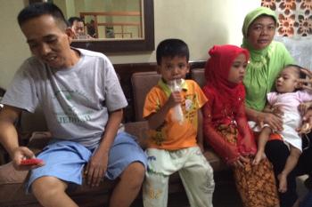 Potret Keikhlasan Sopir di Pinggiran Jakarta Mengasuh 27 Anak Yatim