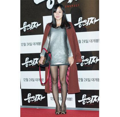 Korean Style Tampil Glamor Dengan Warna Metalik Ala Seleb Korea