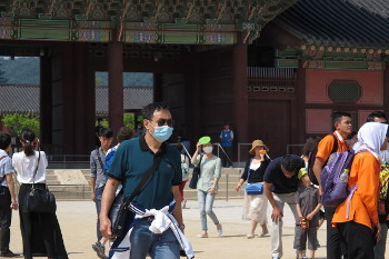 Beginilah Suasana Kota Seoul di Tengah Serangan Wabah MERS
