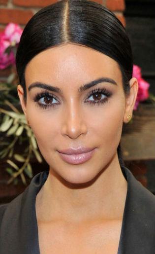 លទ្ធផលរូបភាពសម្រាប់ 1. Alis mata Kim Kardashian