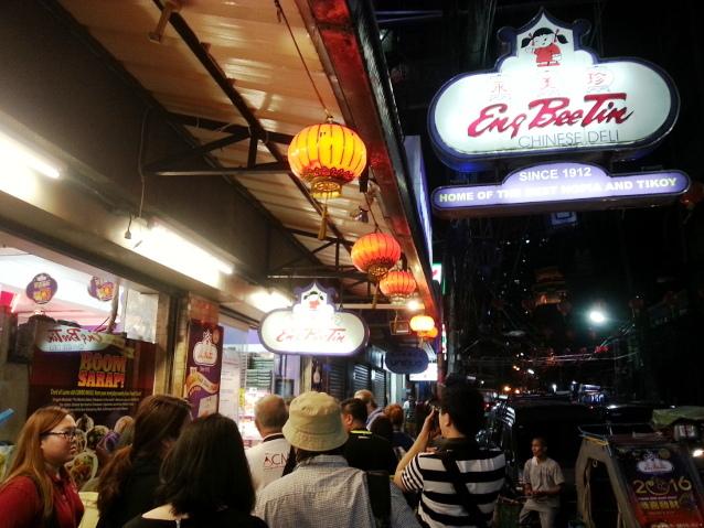 Binondo, Saksi Sejarah Lahirnya Lumpia dan Hopia di Manila