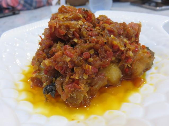 Pedas Berempah, Cumi Garo Rica dan Cakalang Fufu Khas Manado - 5