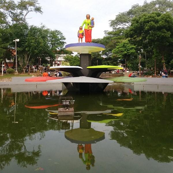 Taman Menteri Supeno Semarang