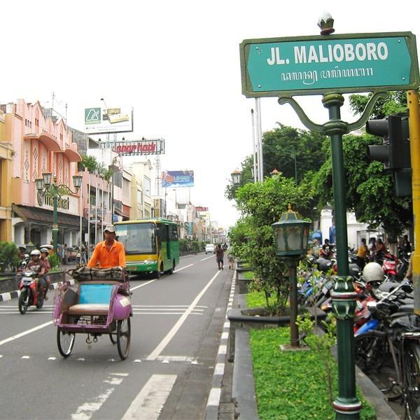 Malioboro, Yogyakarta