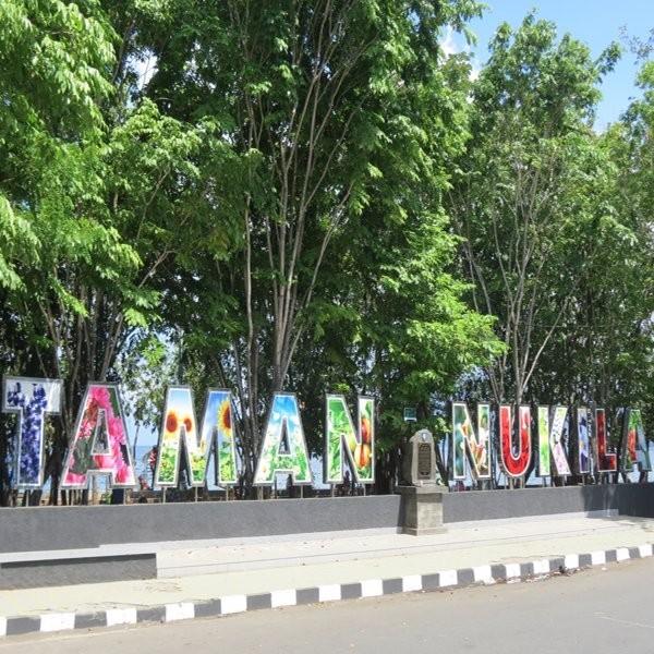 Taman Nukila, Ternate