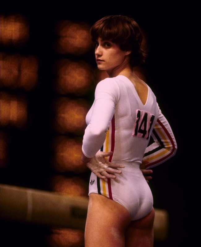 Perfect 10 Nadia Comaneci