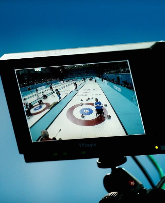 Perkenalan Olimpiade pada Televisi