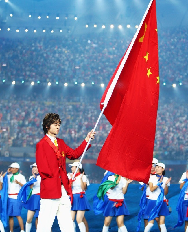 Debut China dan Uni Soviet di Olimpiade