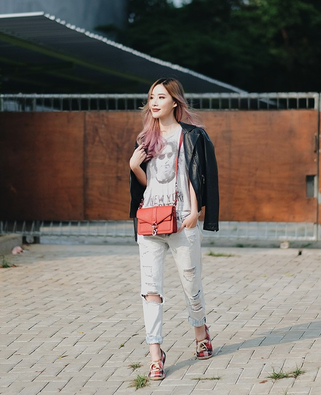 Chic and Edgy