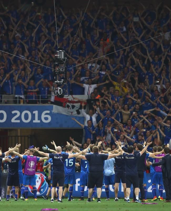 Islandia Mengguncang Piala Eropa