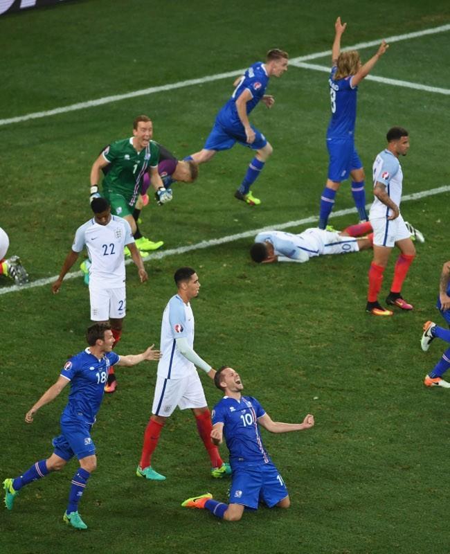 Islandia Jinakkan Inggris