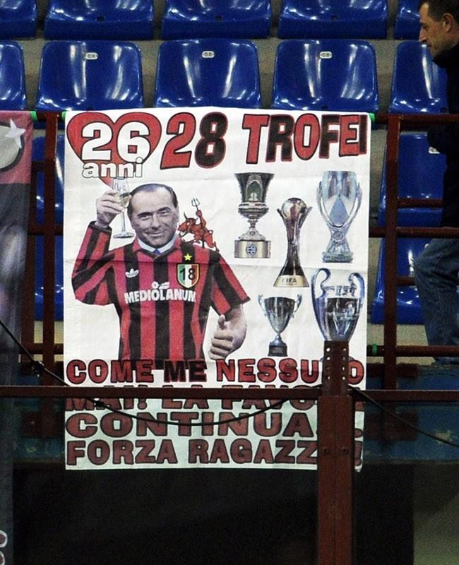 AC Milan Berpindah Tangan