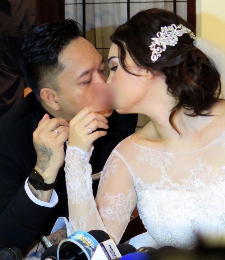 Pernikahan Febby Febiola dan Franky Sihombing
