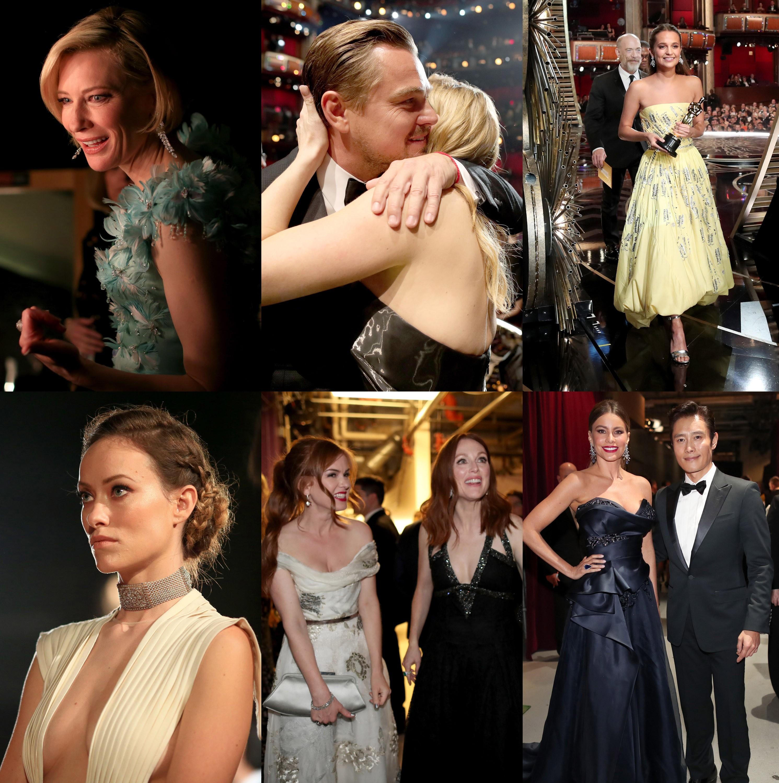 Kejutan di Oscar 2016
