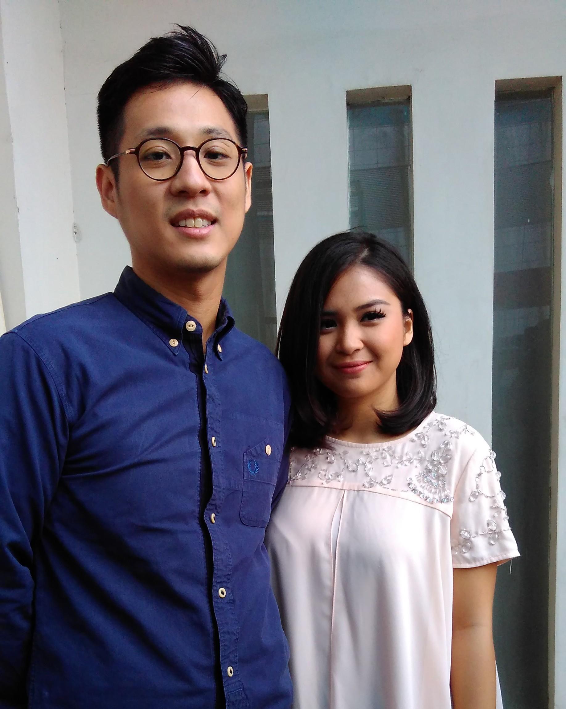 Pernikahan Diam-diam Junior Liem dan Putri Titian