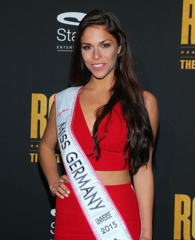 Miss Germany Sarah-Lorraine Riek