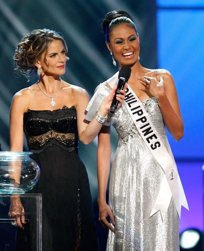 Miss Philippines 2010 Maria Venus Raj