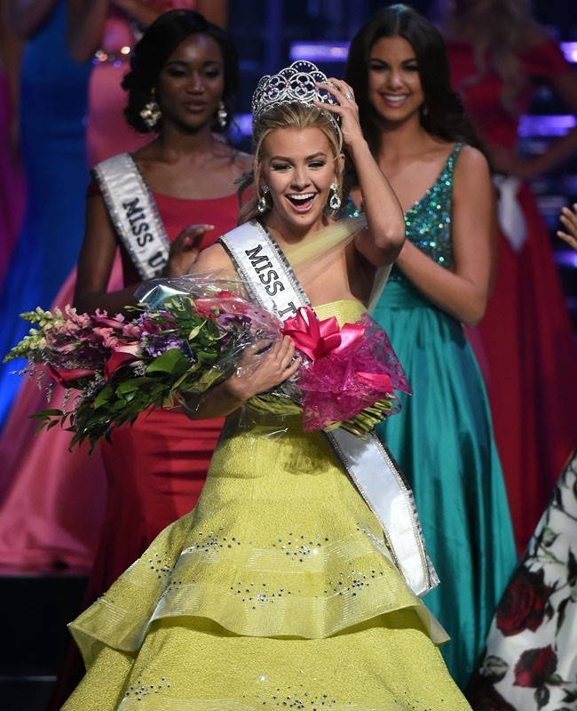 Miss Teen USA 2016 Karlie Hay