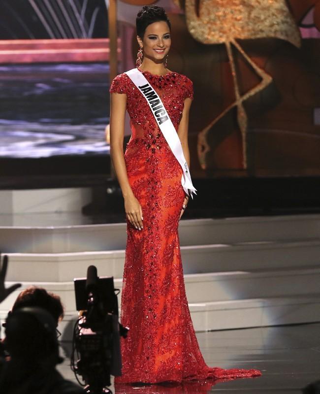Miss Jamaican Kaci Fennell