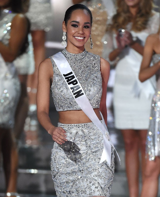 Miss Japan 2015 Ariana Miyamoto