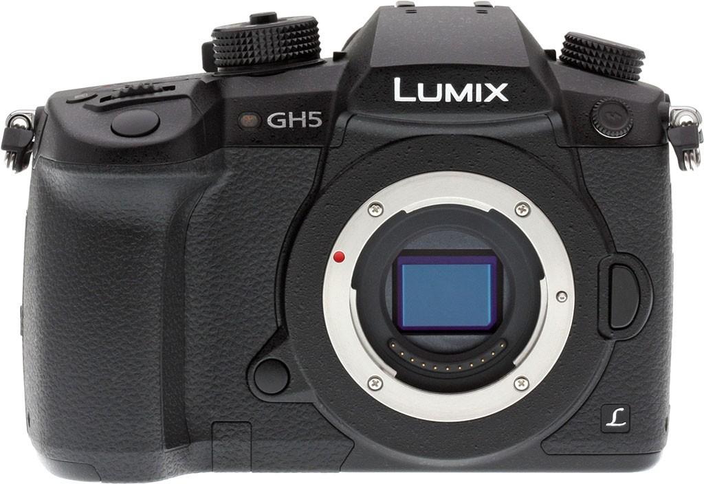 Panasonic Lumix DC-GH5 - Rp 26 juta