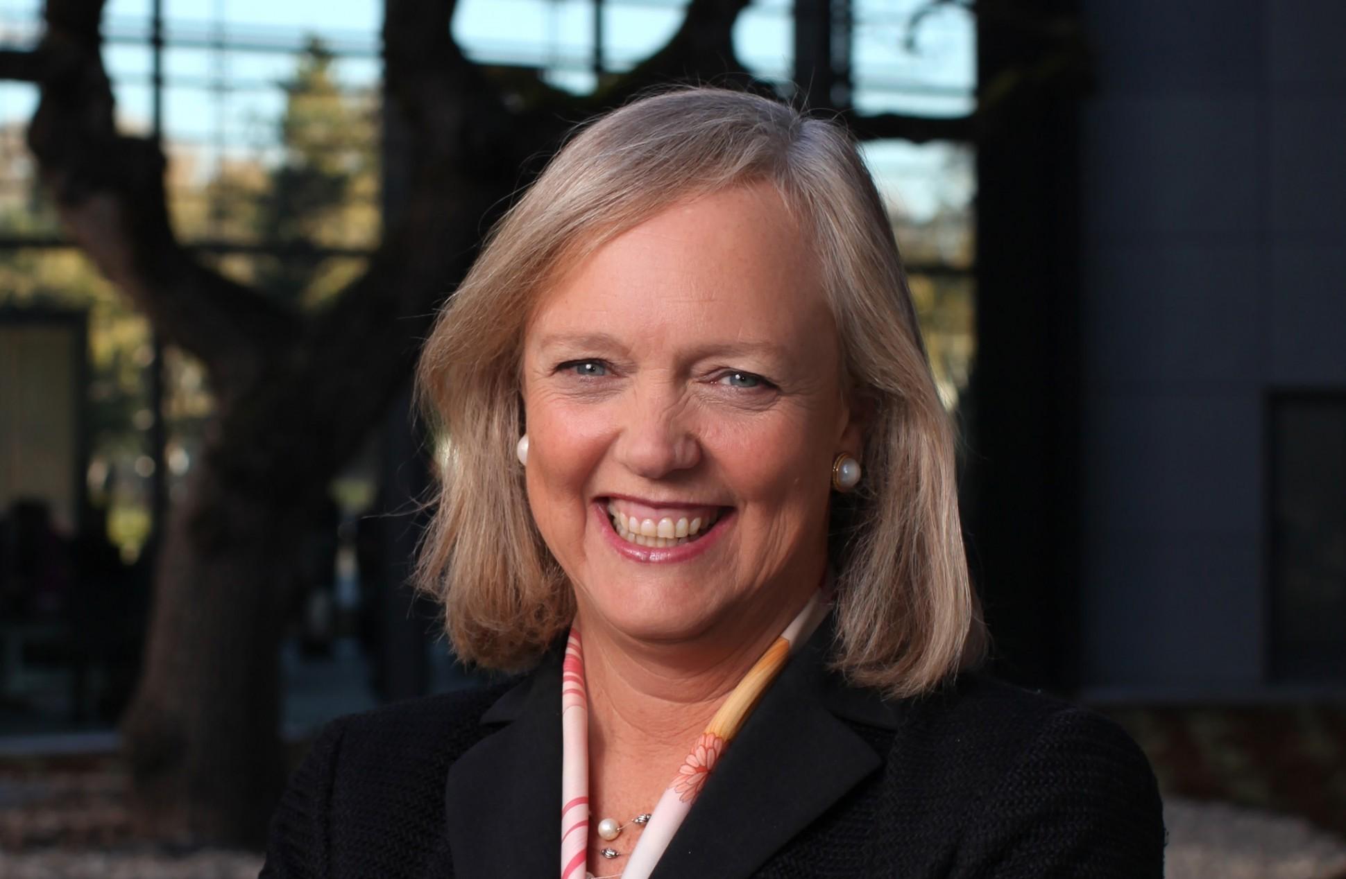 Meg Whitman - CEO Hewlett-Packard