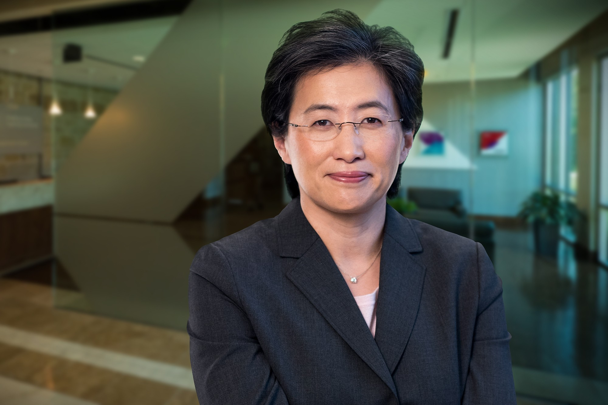 Lisa Su - CEO AMD