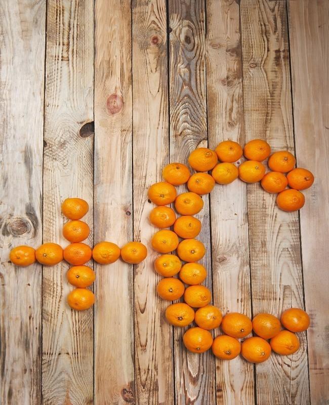 Perbanyak asupan vitamin c