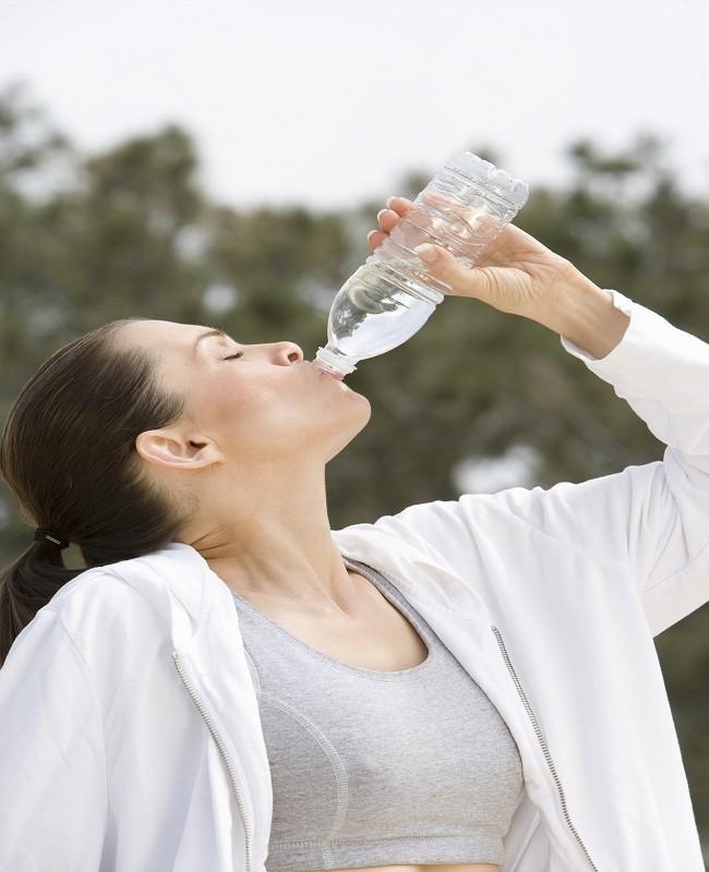 Konsumsi air putih