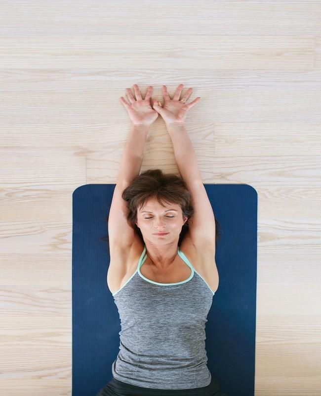 Latihan otot punggung