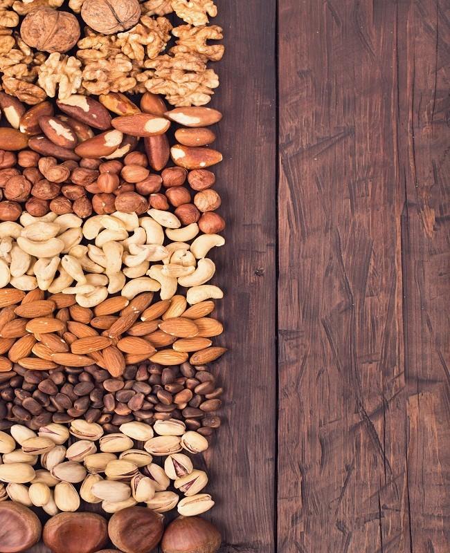 Sayur dan Kacang-kacangan