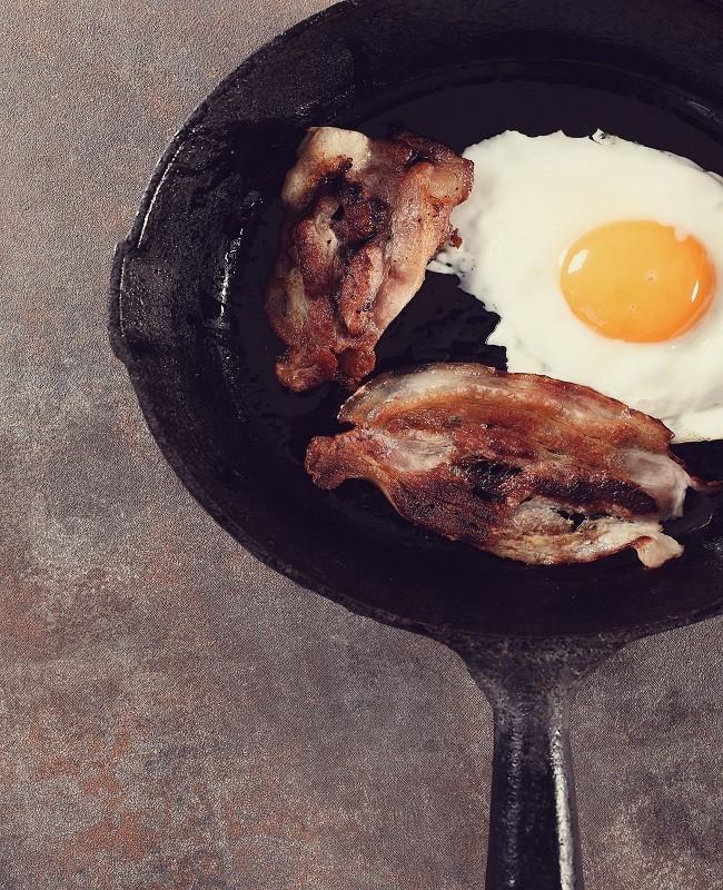 Sahur dengan Telur