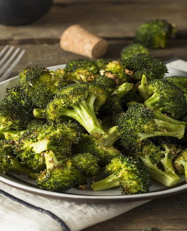 Konsumsi Brokoli