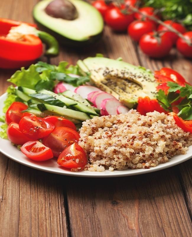 Karbohidrat Kompleks dan Lauk Berprotein