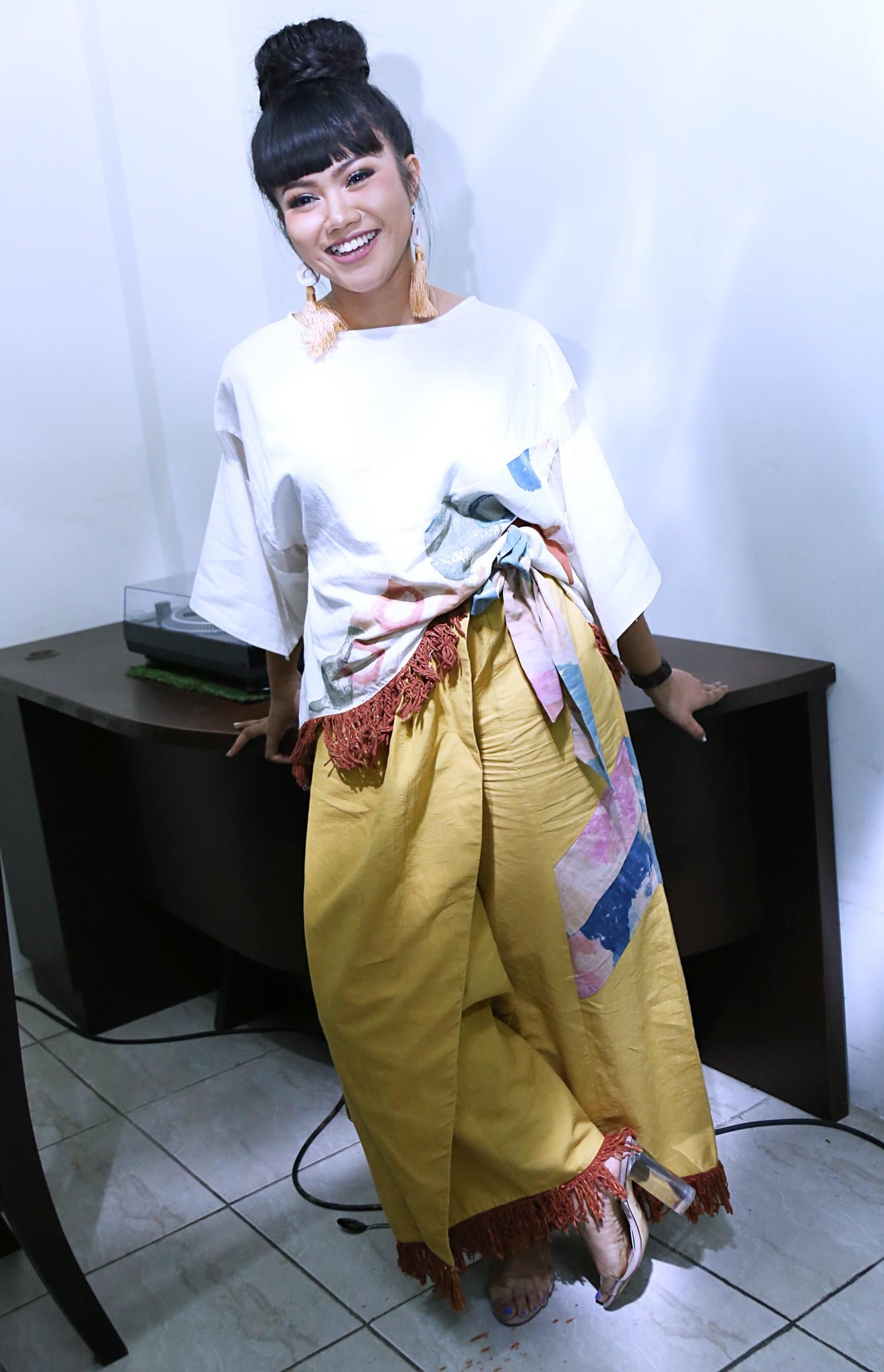Yura Yunita Rutin Mudik ke Sumedang