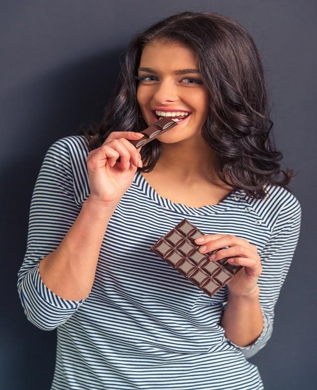 Cokelat penyebab utama gendut