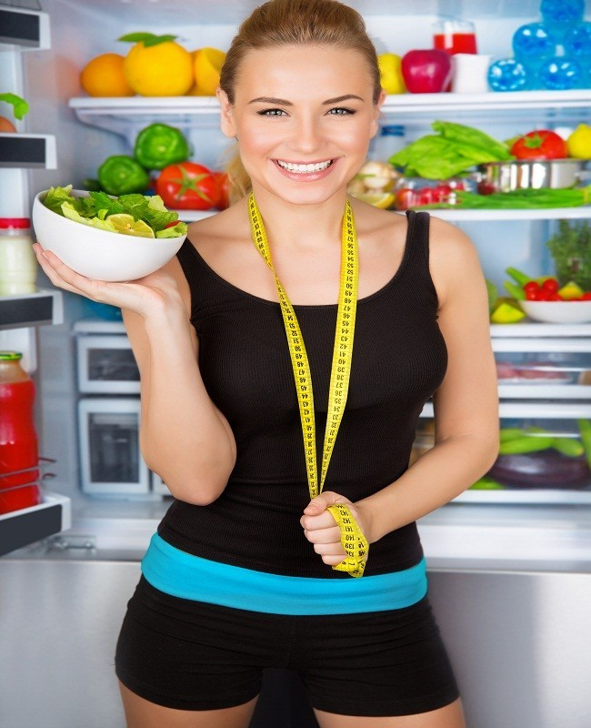 Berat turun dengan berdiet