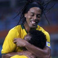 Perunggu, Hiburan untuk Brasil