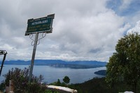 Huta Ginjang berada di ketinggian 1550 mdpl