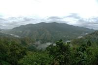 pemandangan Gunung Nona