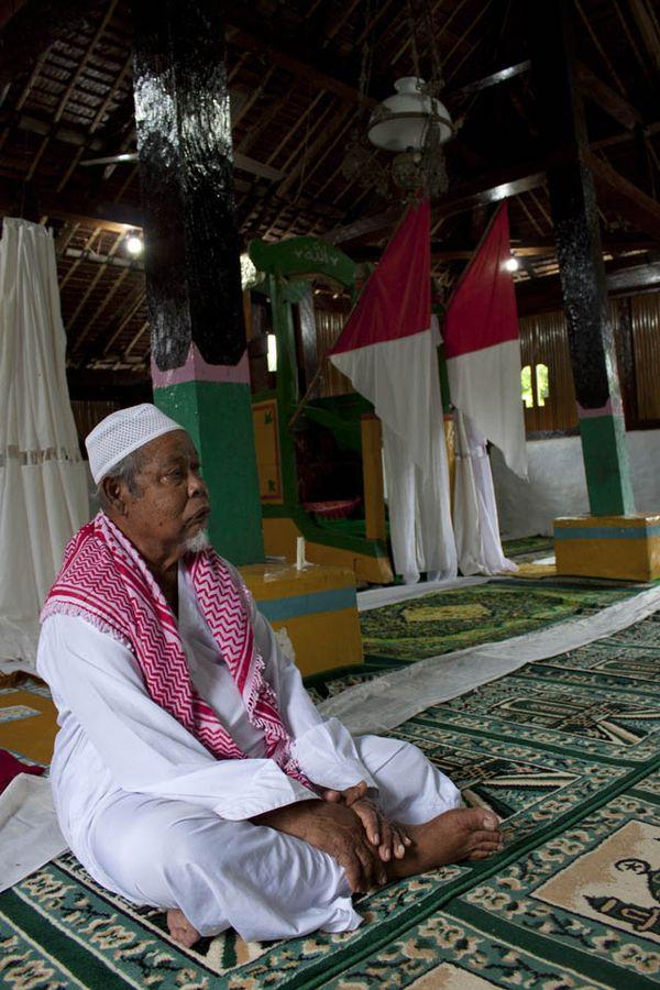 Imam Masjid Wapauwe